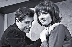 Liz with Ian McShane in 'The Truth About Alan' (ATV, 1963)