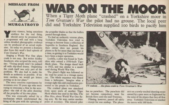 TV Times 29 June 1970