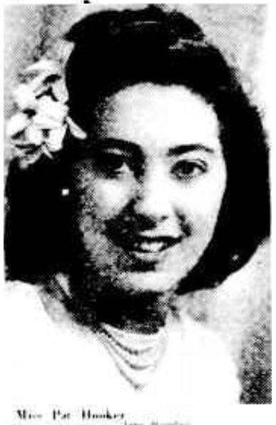 Pat Hooker 1951