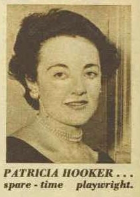 Pat Hooker 1960
