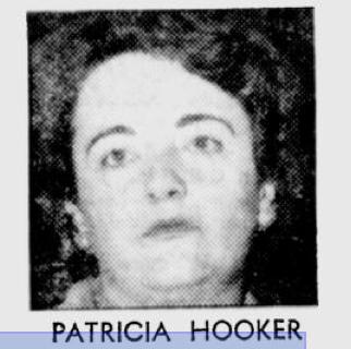Pat Hooker 1967