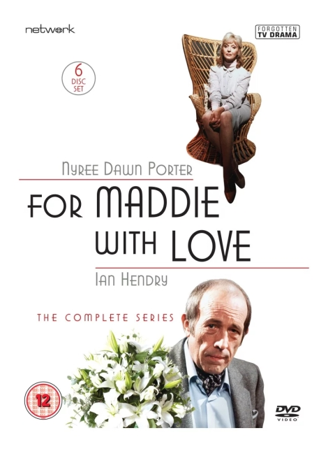New 'Forgotten TV Drama' DVD in April: 'For Maddie With Love' (ATV1980)